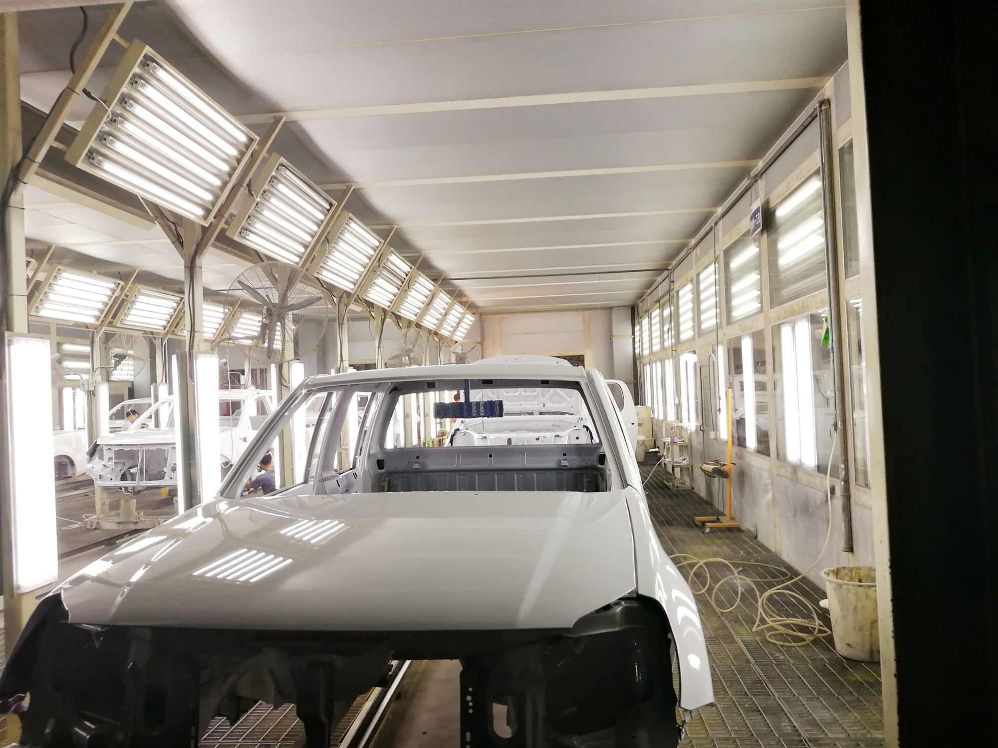 安徽汽车涂装生产线