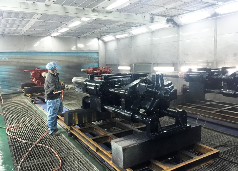 安徽机械喷漆设备